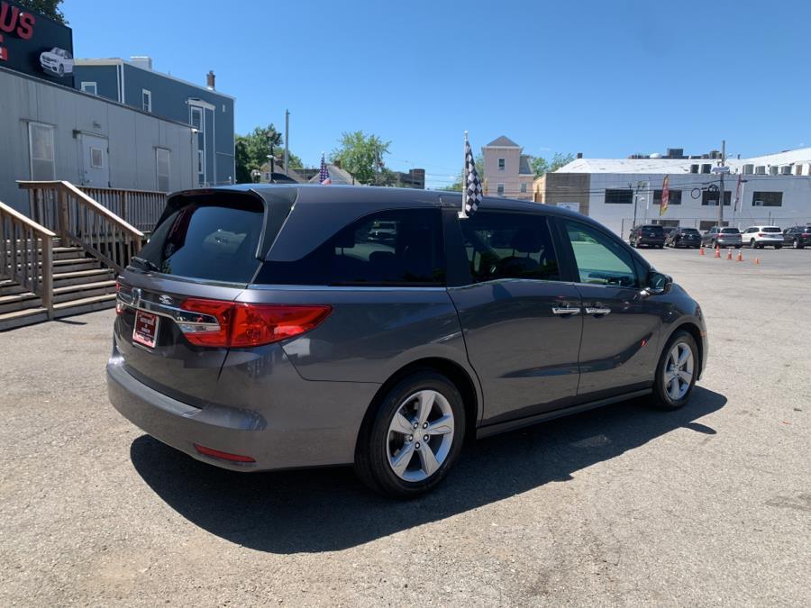 Used Honda Odyssey EX-L w/Navi/RES Auto 2018   Auto Haus of Irvington Corp. Irvington , New Jersey