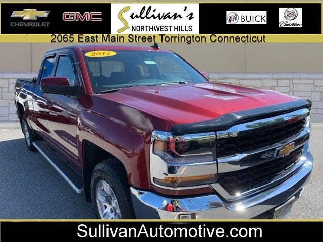 Used Chevrolet Silverado 1500 LT 2017   Sullivan Automotive Group. Avon, Connecticut