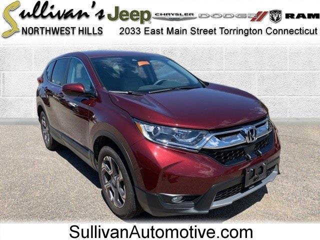Used 2018 Honda Cr-v in Avon, Connecticut | Sullivan Automotive Group. Avon, Connecticut