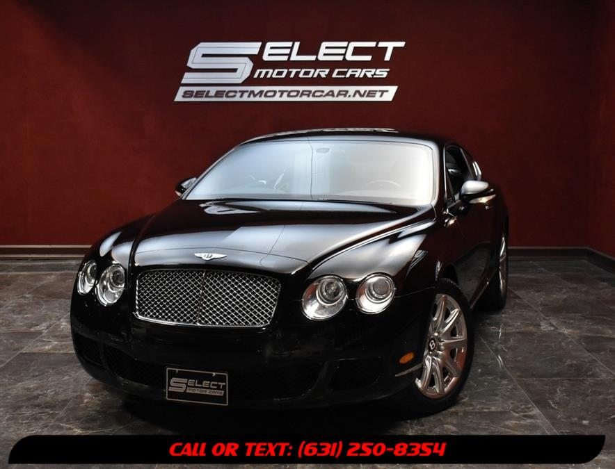 Used 2008 Bentley Continental in Deer Park, New York | Select Motor Cars. Deer Park, New York