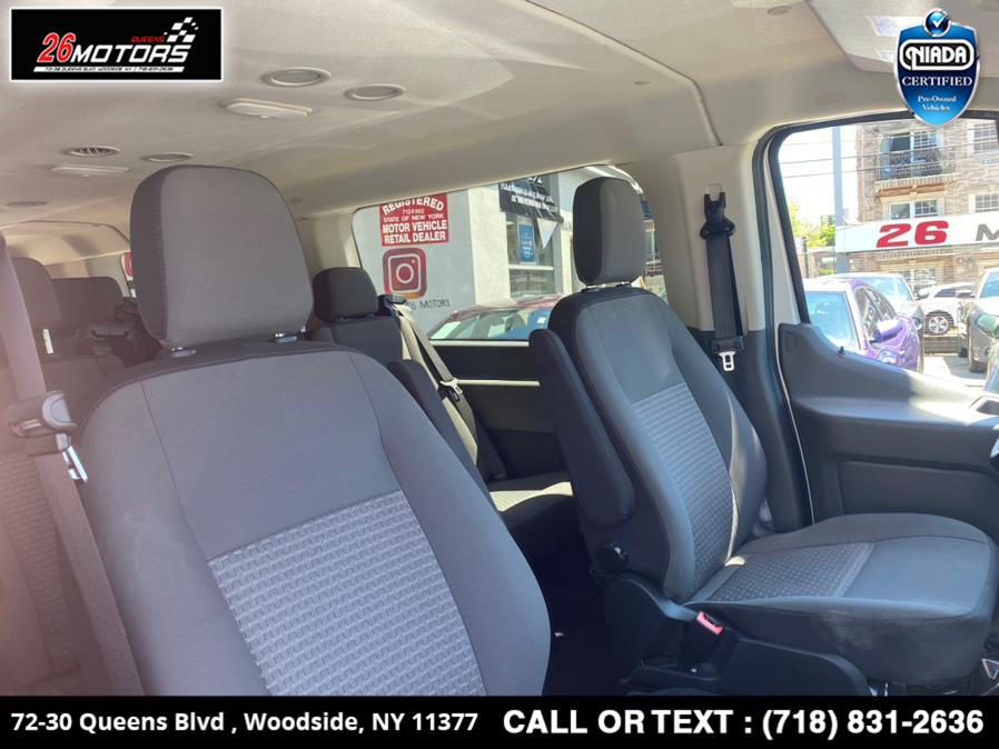 """Used Ford Transit Passenger Wagon T-350 148"""" Low Roof XLT RWD 2020 