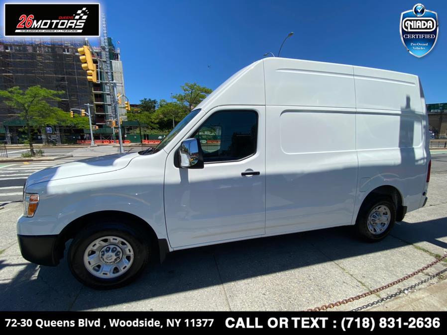 Used Nissan NV Cargo NV3500 HD High Roof V8 SV 2018   26 Motors Queens. Woodside, New York