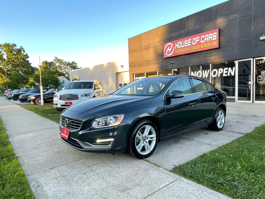 Used 2014 Volvo S60 in Meriden, Connecticut | House of Cars CT. Meriden, Connecticut