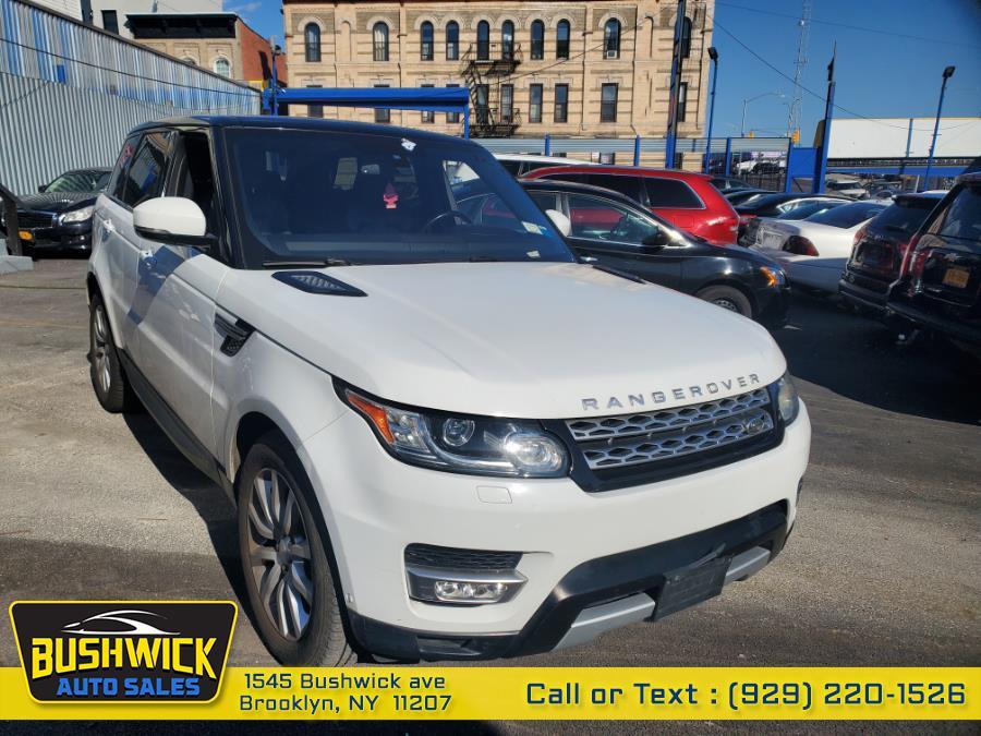 Used 2015 Land Rover Range Rover Sport in Brooklyn, New York   Bushwick Auto Sales LLC. Brooklyn, New York