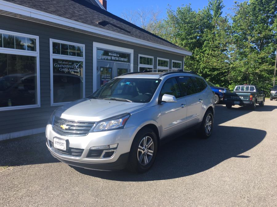 Used Chevrolet Traverse AWD 4dr LT w/1LT 2015   Searsport Motor Company. Searsport, Maine