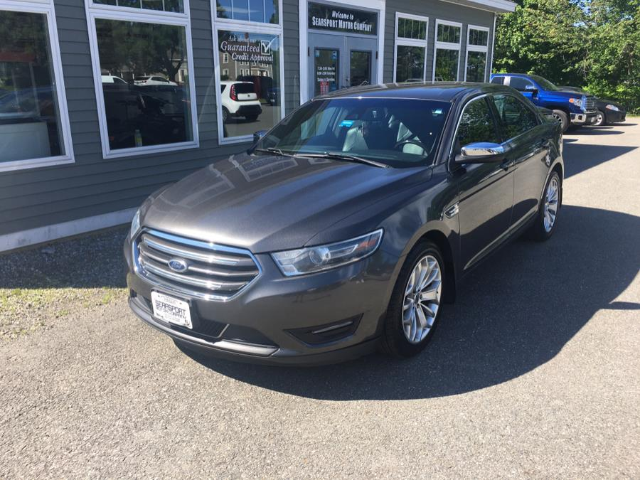 Used Ford Taurus 4dr Sdn Limited FWD 2015 | Searsport Motor Company. Searsport, Maine