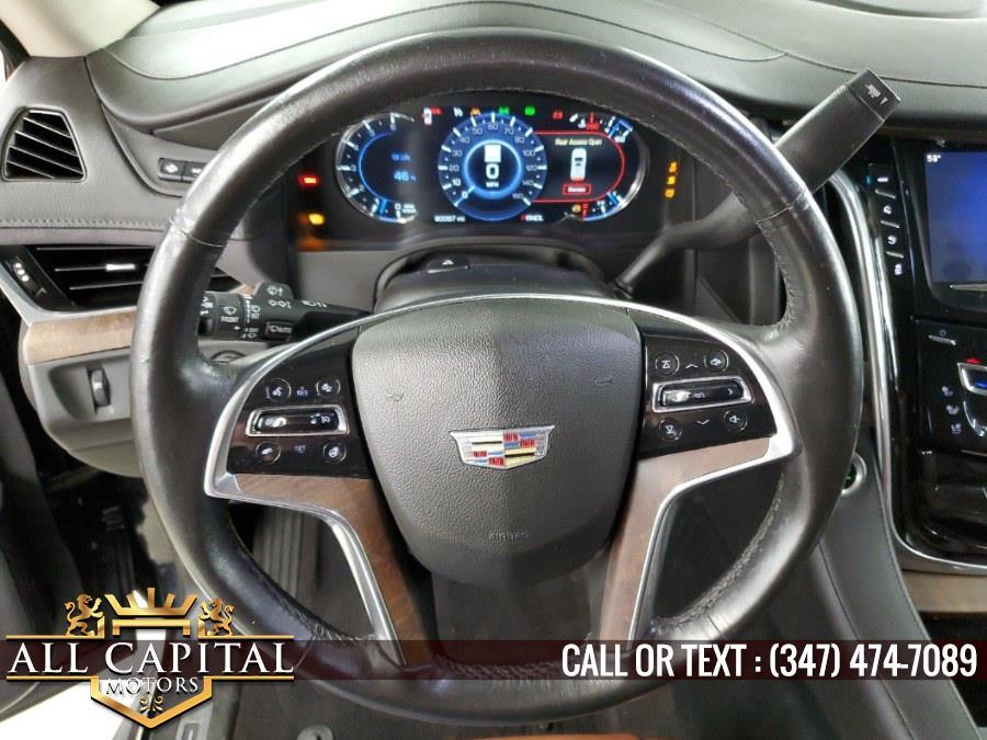 Used Cadillac Escalade 4WD 4dr Luxury 2017 | All Capital Motors. Brooklyn, New York