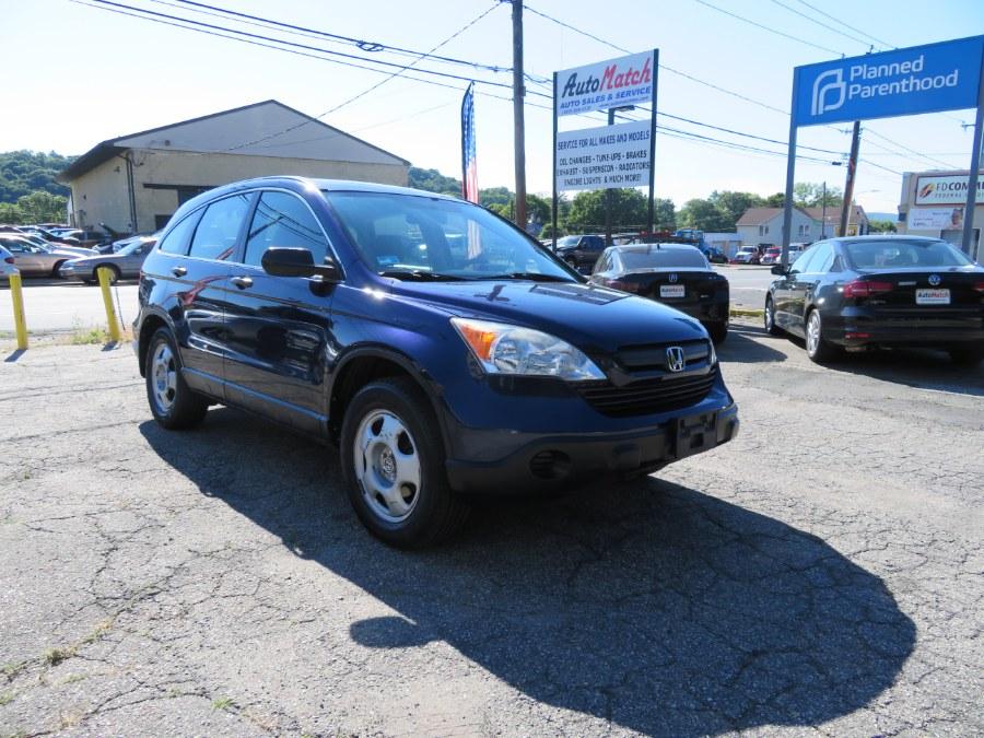 Used Honda CR-V 4WD 5dr LX 2009 | Auto Match LLC. Waterbury, Connecticut