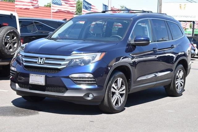 Used 2018 Honda Pilot in Valley Stream, New York | Certified Performance Motors. Valley Stream, New York