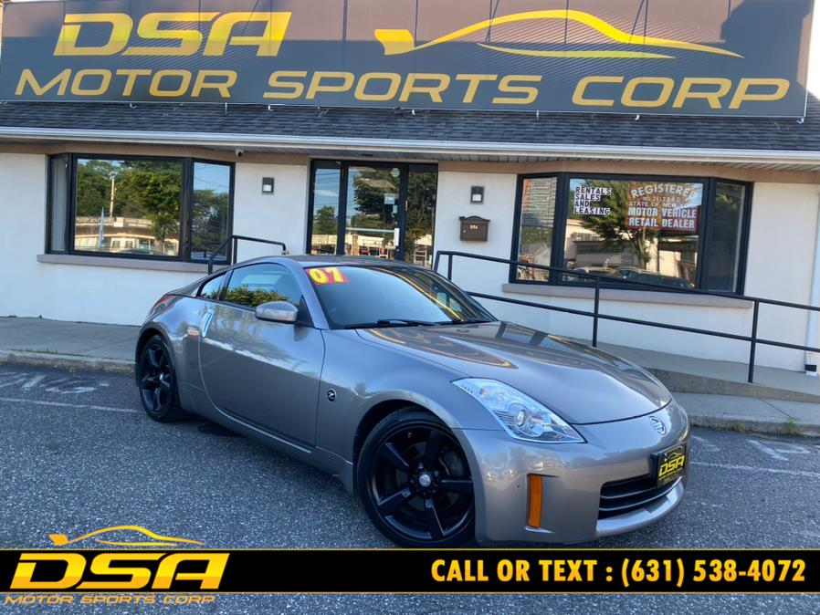 Used 2007 Nissan 350Z in Commack, New York | DSA Motor Sports Corp. Commack, New York