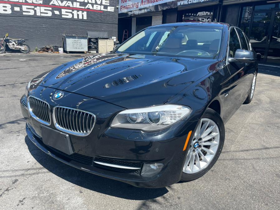 Used 2013 BMW 5 Series in Bronx, New York | Champion Auto Sales. Bronx, New York