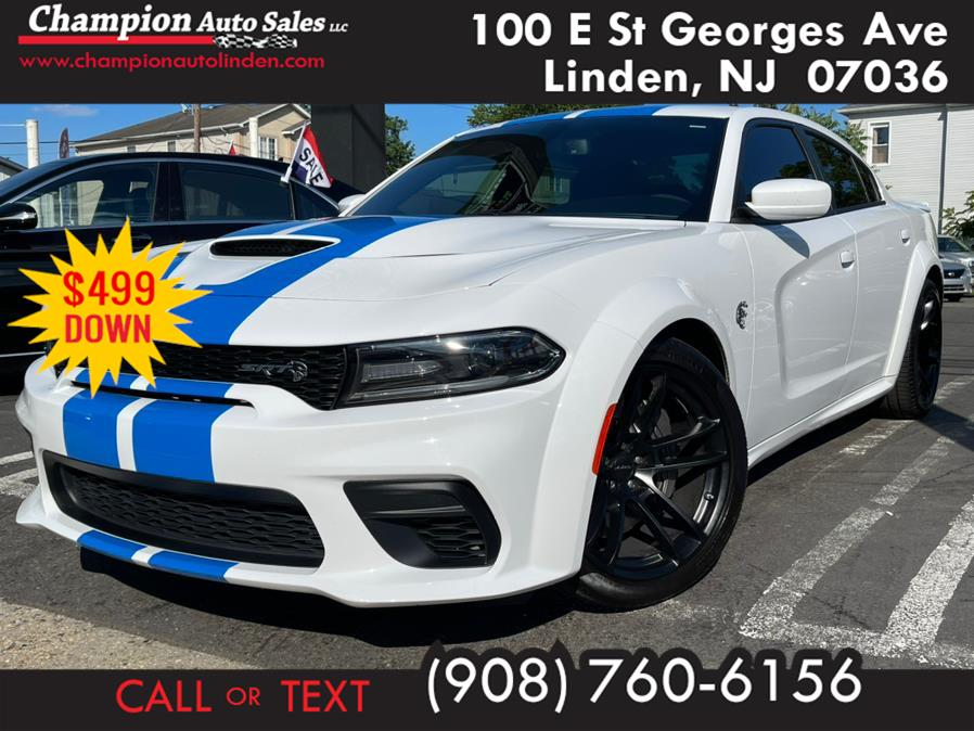 Used 2020 Dodge Charger in Linden, New Jersey | Champion Auto Sales. Linden, New Jersey
