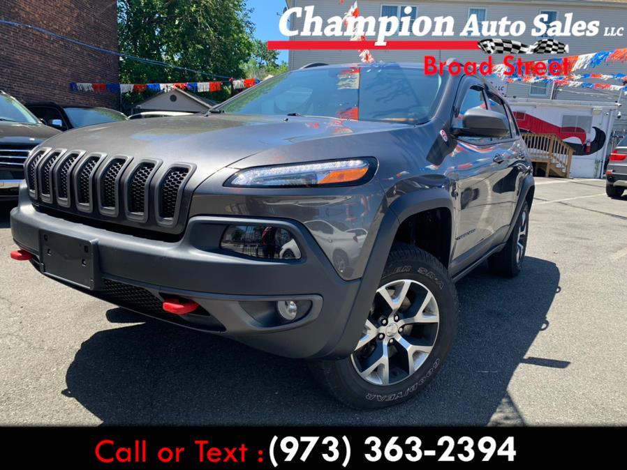 Used 2014 Jeep Cherokee in Newark, New Jersey | Champion Auto Sales. Newark, New Jersey