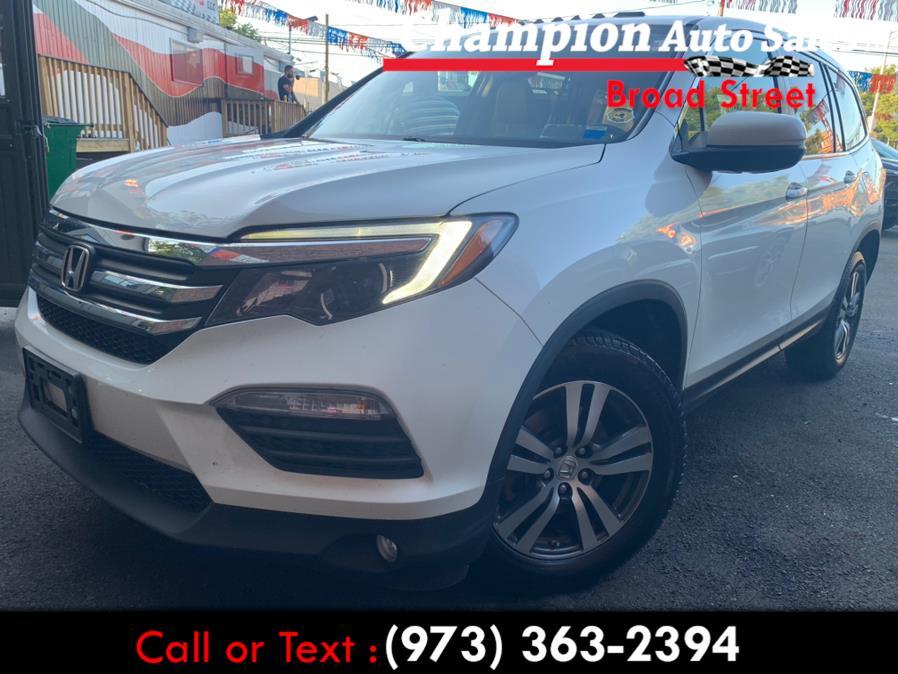 Used 2016 Honda Pilot in Newark, New Jersey | Champion Auto Sales. Newark, New Jersey