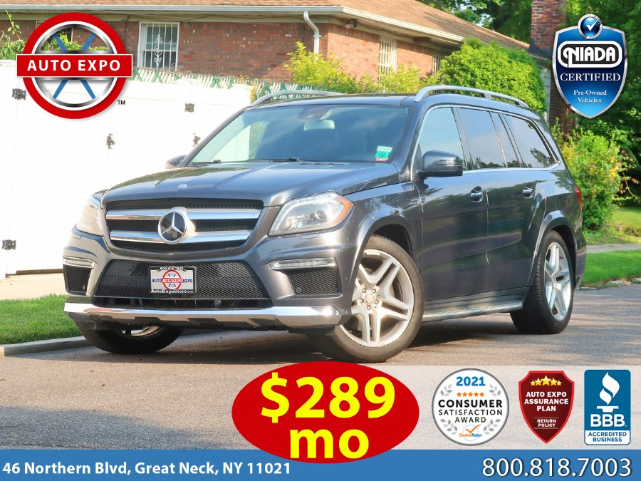 Used Mercedes-benz Gl-class GL 550 2013 | Auto Expo Ent Inc.. Great Neck, New York
