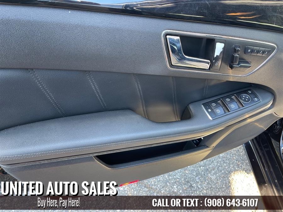 Used Mercedes-benz E-class E63 AMG 2010 | United Auto Sale. Newark, New Jersey