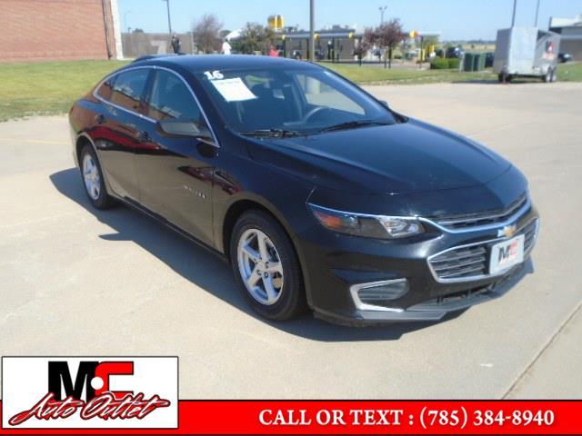 Used 2016 Chevrolet Malibu in Colby, Kansas | M C Auto Outlet Inc. Colby, Kansas