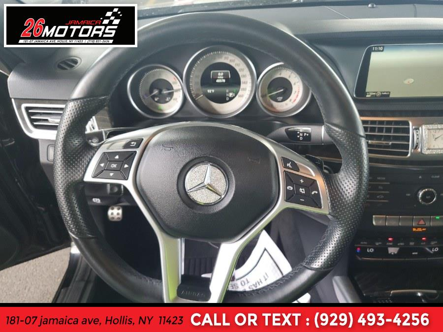 Used Mercedes-Benz E-Class Sport Pkg 4dr Sdn E 350 Sport 4MATIC 2016   Jamaica 26 Motors. Hollis, New York