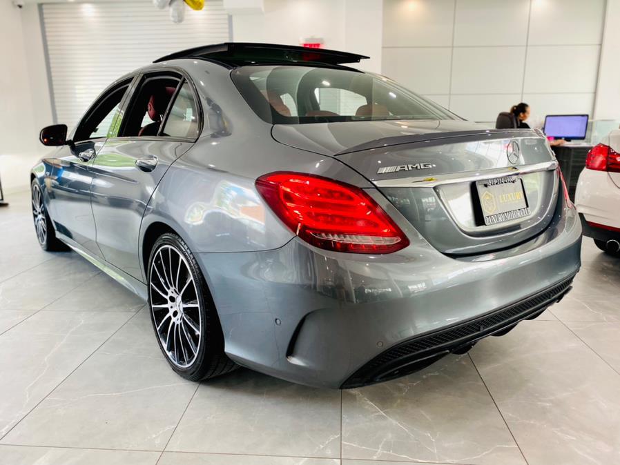 Used Mercedes-Benz C-Class AMG C 43 4MATIC Sedan 2018   C Rich Cars. Franklin Square, New York