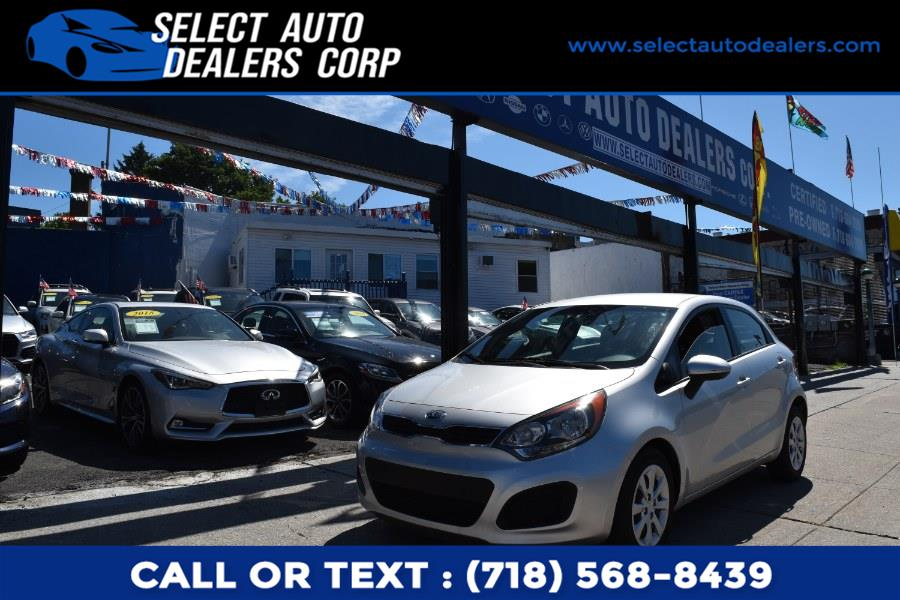 Used Kia Rio 5dr HB Auto EX 2013   Select Auto Dealers Corp. Brooklyn, New York