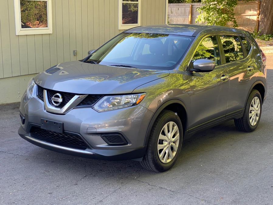 Used Nissan Rogue AWD 4dr S *Ltd Avail* 2015   Lava Motors 2 Inc. Canton, Connecticut