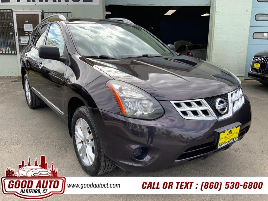 Used Nissan Rogue Select AWD 4dr S 2015 | Good Auto LLC. Hartford, Connecticut