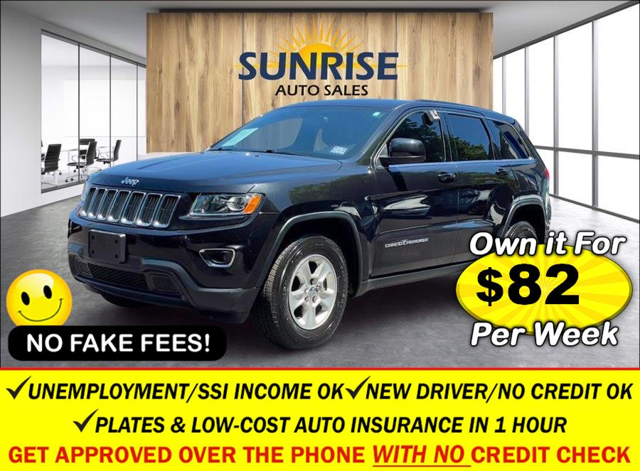 Used Jeep Grand Cherokee 4WD 4dr Laredo 2015 | Sunrise Auto Sales of Elmont. Elmont, New York