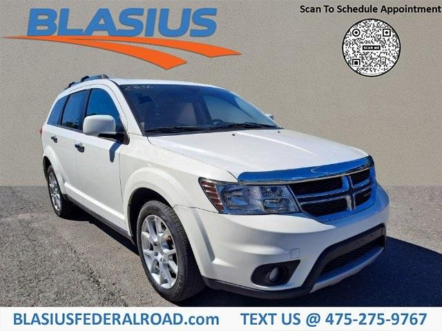 Used Dodge Journey R/T 2014 | Blasius Federal Road. Brookfield, Connecticut