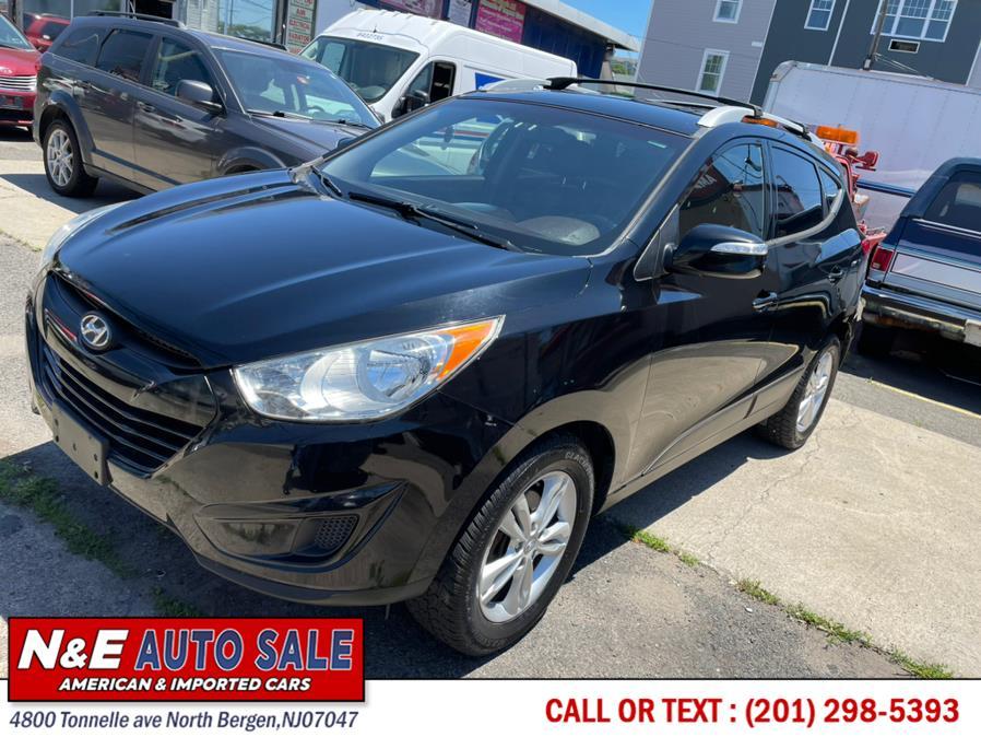 Used Hyundai Tucson FWD 4dr Auto GLS 2012   N&E Auto Sale LLC. North Bergen, New Jersey