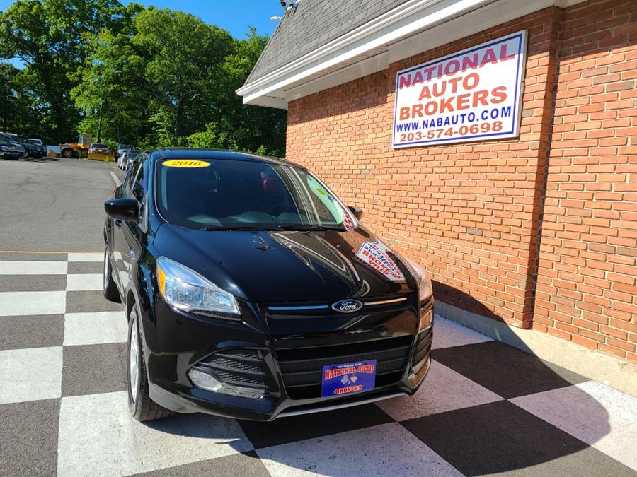 Used Ford Escape 4WD 4dr SE 2016   National Auto Brokers, Inc.. Waterbury, Connecticut