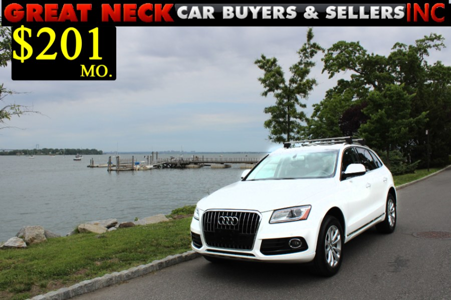 Used 2016 Audi Q5 in Great Neck, New York