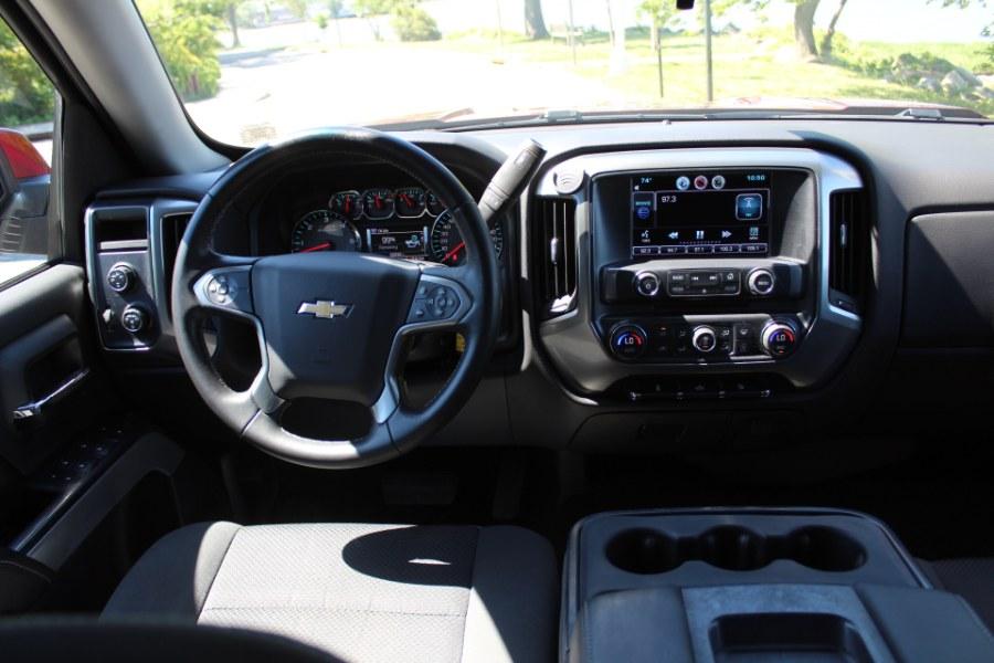2016 Chevrolet Silverado 1500 4WD Double Cab 143.5