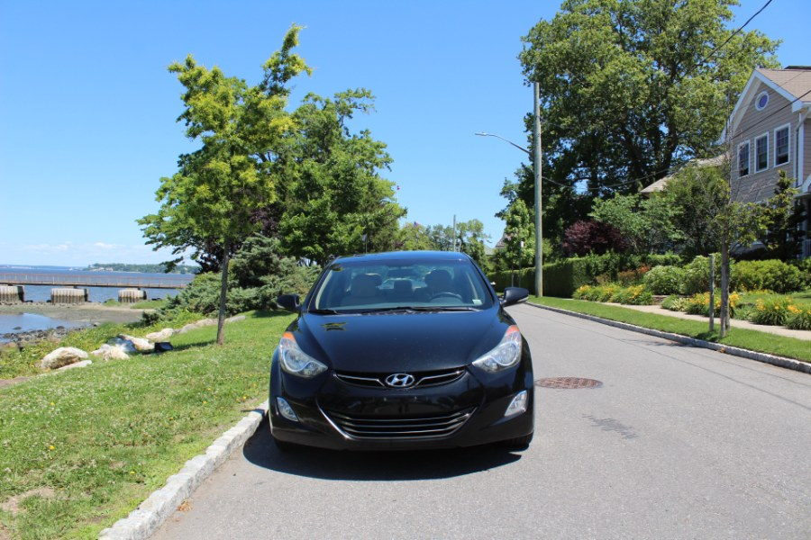 2013 Hyundai Elantra 4dr Sdn Auto Limited, available for sale in Great Neck, NY