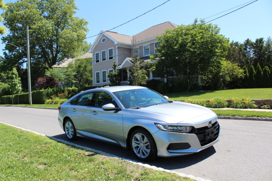 2018 Honda Accord Sedan LX 1.5T, available for sale in Great Neck, NY