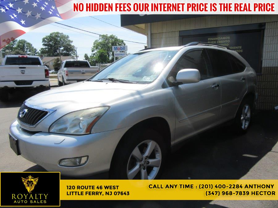 Used Lexus RX 350 AWD 4dr 2008   Royalty Auto Sales. Little Ferry, New Jersey