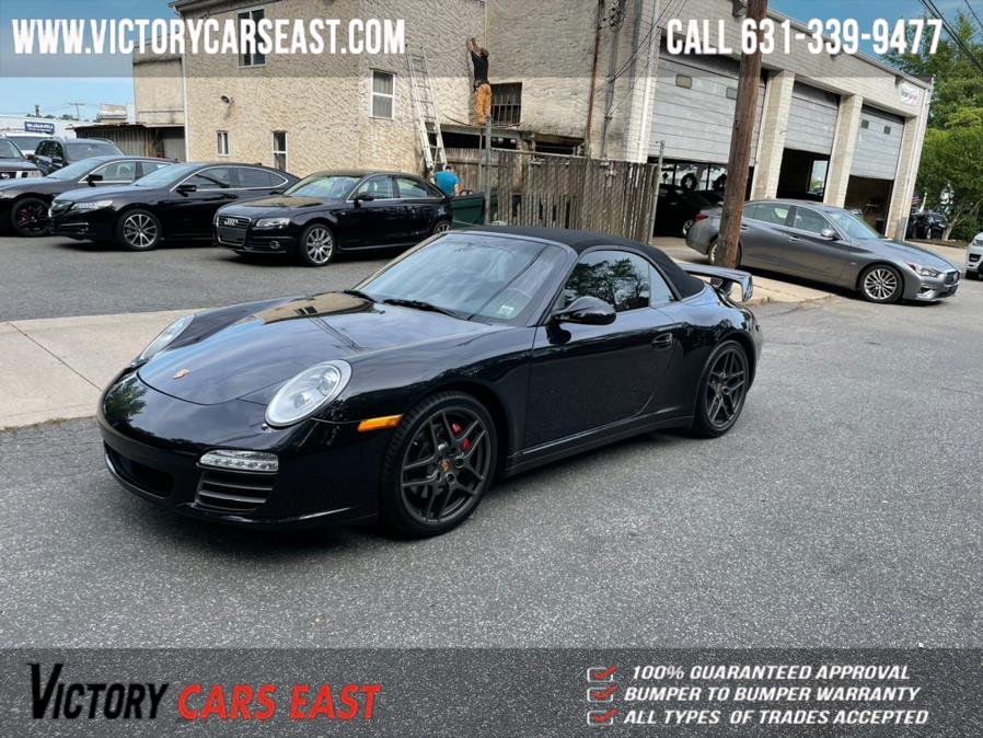 Used Porsche 911 2dr Cabriolet Carrera 4S 2011 | Victory Cars East LLC. Huntington, New York