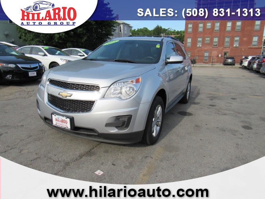 Used 2015 Chevrolet Equinox in Worcester, Massachusetts | Hilario's Auto Sales Inc.. Worcester, Massachusetts