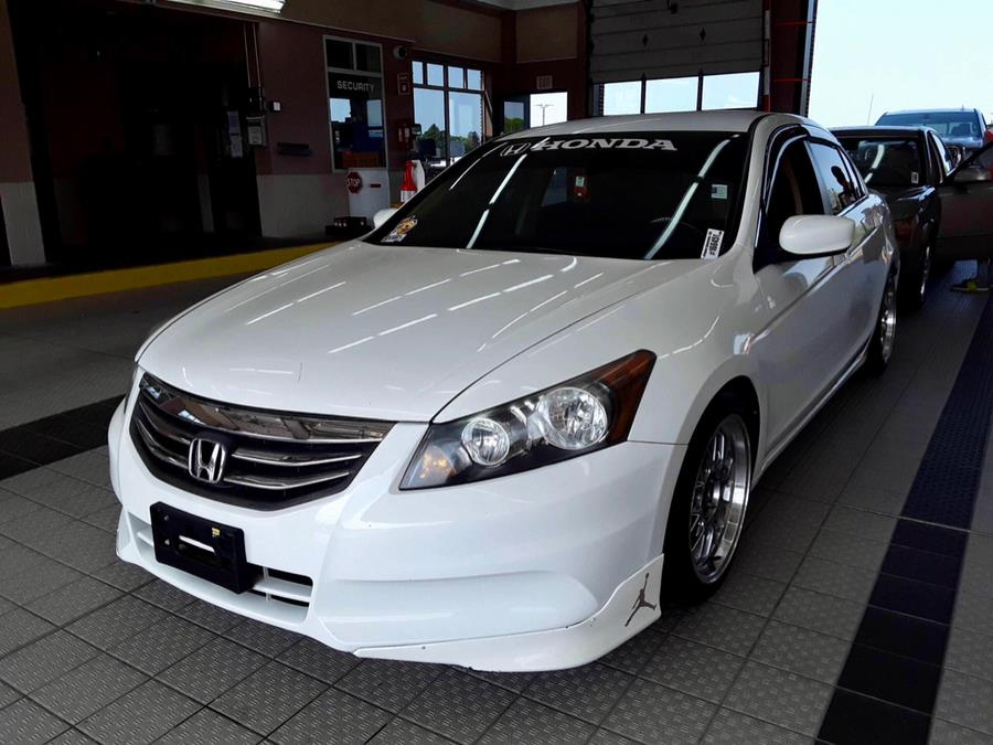 Used 2011 Honda Accord Sdn in New Haven, Connecticut | Primetime Auto Sales and Repair. New Haven, Connecticut