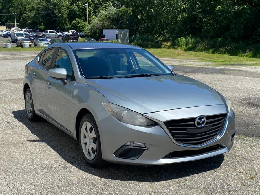 Used Mazda Mazda3 4dr Sdn Auto i Sport 2015   CT Auto. Bridgeport, Connecticut