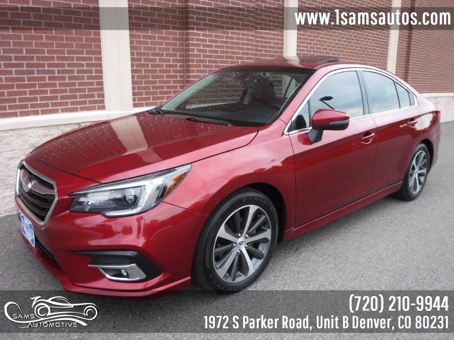 Used Subaru Legacy 2.5i Limited 2018 | Sam's Automotive. Denver, Colorado