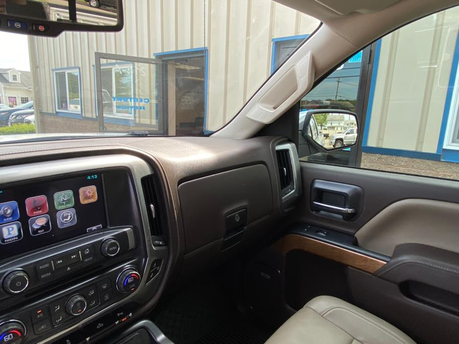 """Used Chevrolet Silverado 1500 4WD Double Cab 143.5"""" LTZ w/2LZ 2015   Century Auto And Truck. East Windsor, Connecticut"""