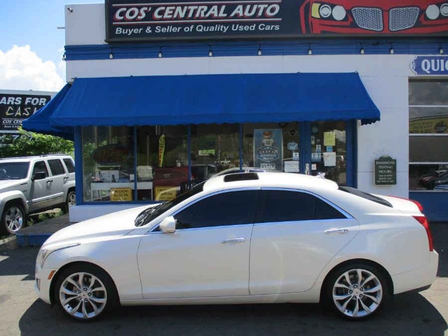 Used 2013 Cadillac ATS in Meriden, Connecticut | Cos Central Auto. Meriden, Connecticut