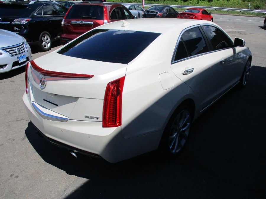 Used Cadillac ATS 4dr Sdn 2.0L Performance AWD 2013   Cos Central Auto. Meriden, Connecticut