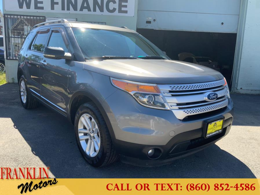 Used 2011 Ford Explorer in Hartford, Connecticut | Franklin Motors Auto Sales LLC. Hartford, Connecticut
