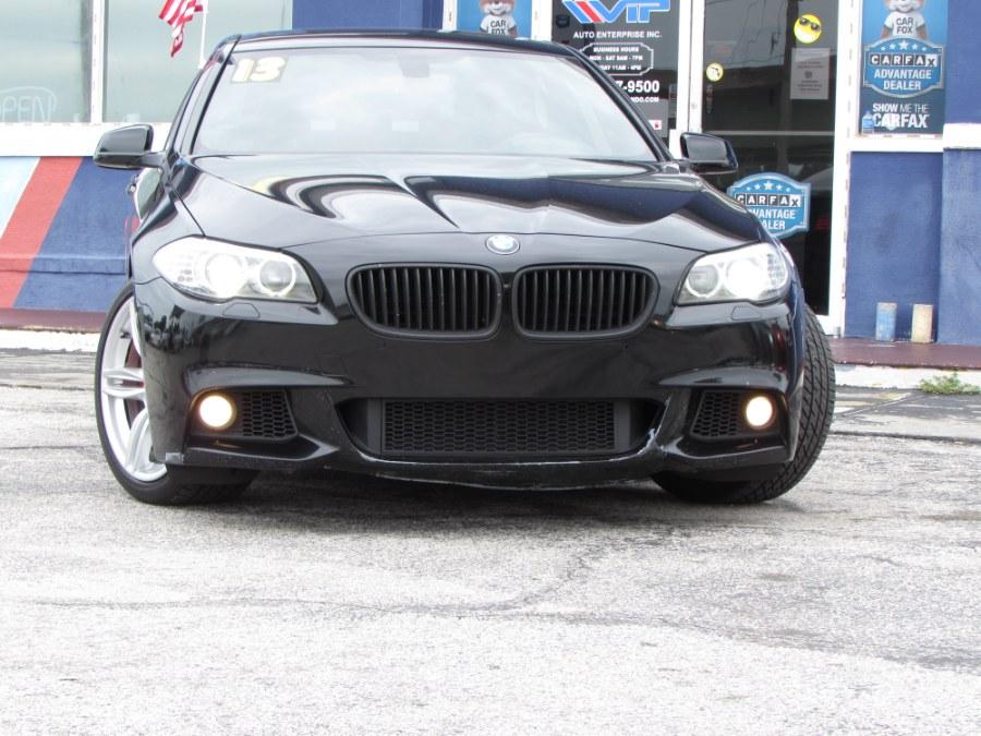 Used 2013 BMW 5 Series in Orlando, Florida | VIP Auto Enterprise, Inc. Orlando, Florida