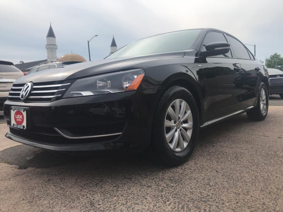 Used 2015 Volkswagen Passat in Hartford, Connecticut | Lex Autos LLC. Hartford, Connecticut