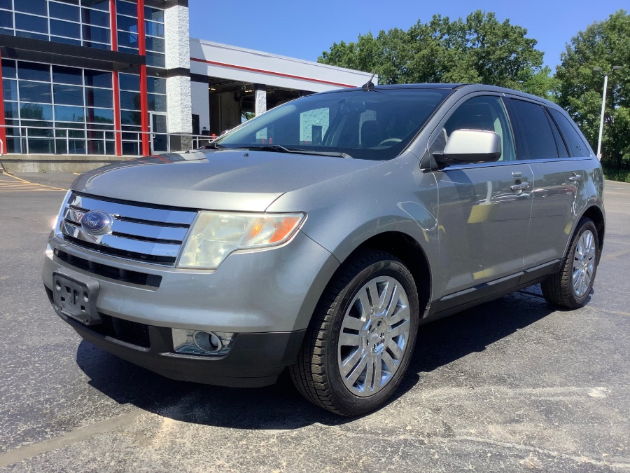Used Ford Edge 4dr Limited AWD 2008   Marsh Auto Sales LLC. Ortonville, Michigan