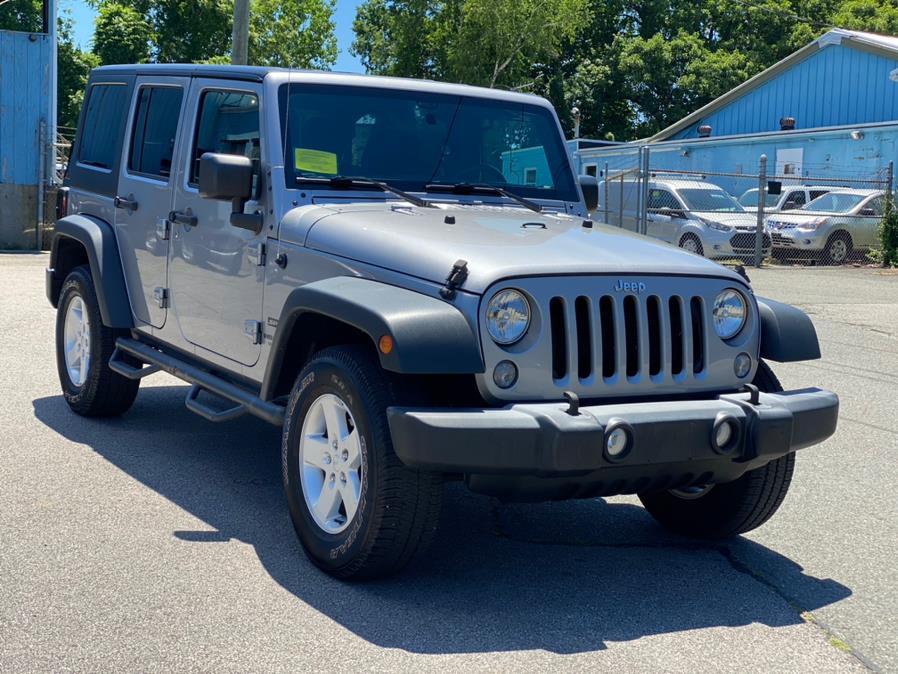 Used 2016 Jeep Wrangler Unlimited in Ashland , Massachusetts | New Beginning Auto Service Inc . Ashland , Massachusetts