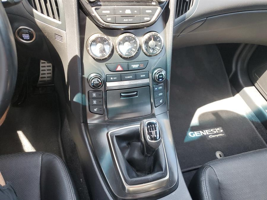 Used Hyundai Genesis Coupe 2dr 3.8L Auto Ultimate w/Black Seats 2015 | New Beginning Auto Service Inc . Ashland , Massachusetts