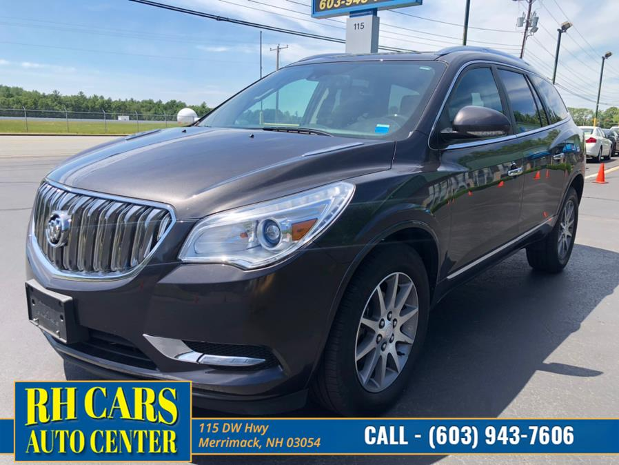 Used 2015 Buick Enclave in Merrimack, New Hampshire | RH Cars LLC. Merrimack, New Hampshire